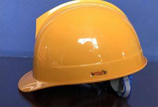 Mũ bảo hộ PRISM Hàn quốc màu vàng