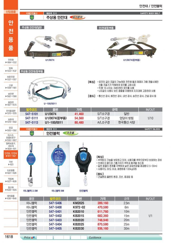 Khóa hãm an toàn Hàn Quốc K972-02