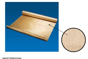 Vải sợi thủy tinh chống cháy Hàn Quốc chịu nhiệt cho thợ hàn