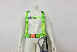 Dây an toàn SSTOP bán toàn thân có nút bấm tự động rút dây BA-1024