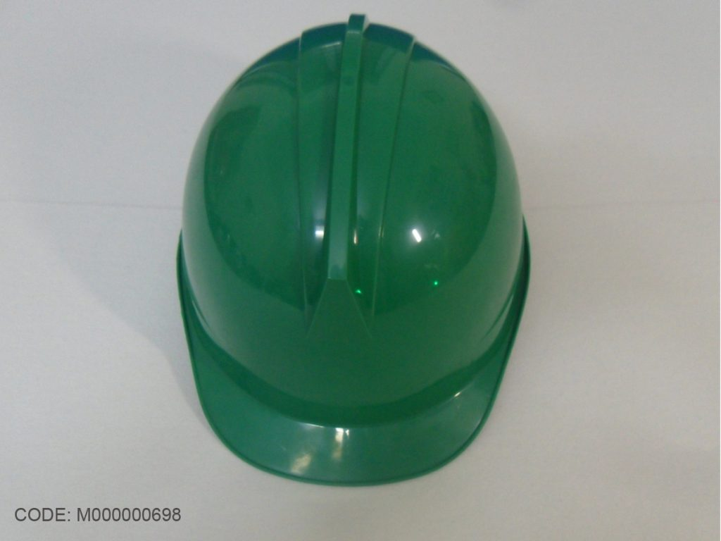 Mũ bảo hộ KUKJE Hàn Quốc xanh lá