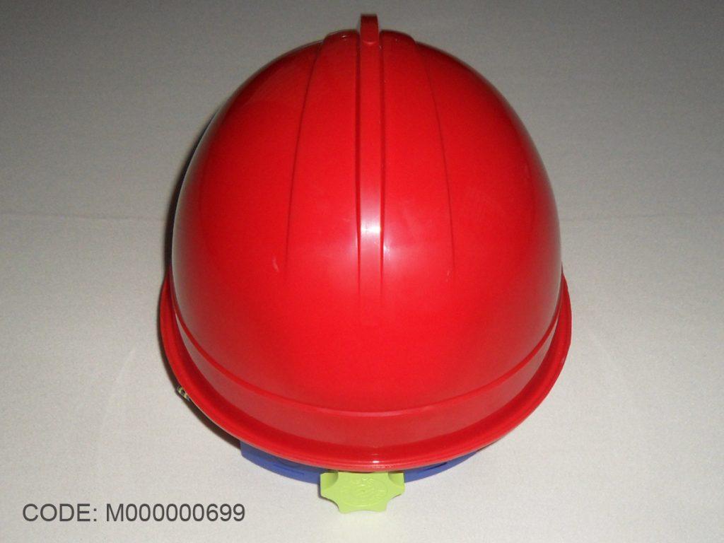 Mũ bảo hộ KUKJE Hàn Quốc màu đỏ