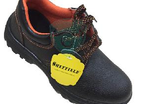 Giày bảo hộ SHEFFIELD chỉ vàng thấp cổ xuất xứ Hong Kong
