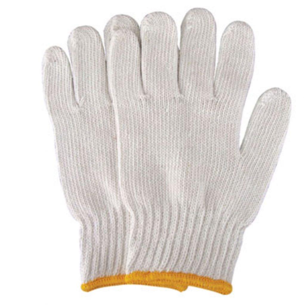 Găng tay bảo hộ chất liệu sợi kim 10