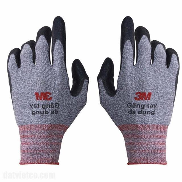 Găng tay chống cắt 3M phủ nhựa
