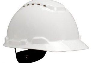 Mũ bảo hộ 3M màu trắng có lỗ thông thoáng