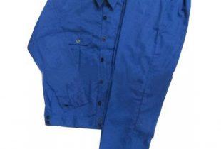 Quần áo bảo hộ lao động túi thường vải kaki