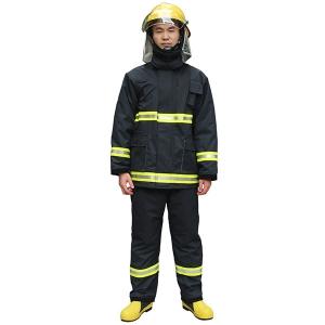 Quần áo chống cháy chịu nhiệt vải Nomex 2 lớp 300độ