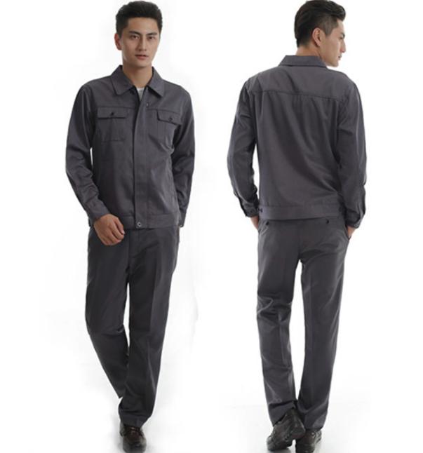 Quần áo bảo hộ công nhân cơ khí – Mẫu HK-25