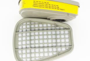 Phin lọc độc 3M-6003 dùng mặt nạ 2 phin lọc