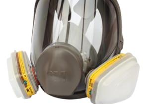 Mặt nạ phòng độc 3M-6800 của Mỹ sử dụng 2 phin lọc