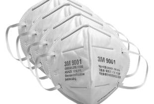 Khẩu trang lọc bụi 3M-9001A