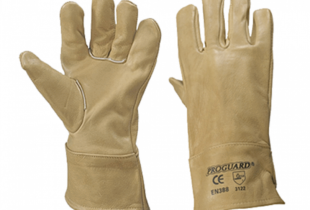Găng tay da hàn Proguard Malaysia PG-119-YLW
