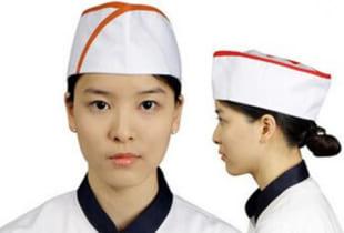Mũ đầu bếp bằng giấy cao 10cm ngang 29cm bền đẹp giá rẻ