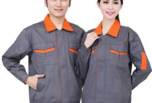 Quần áo bảo hộ lao động kỹ sư vải Hàn Quốc – Mẫu HK-20