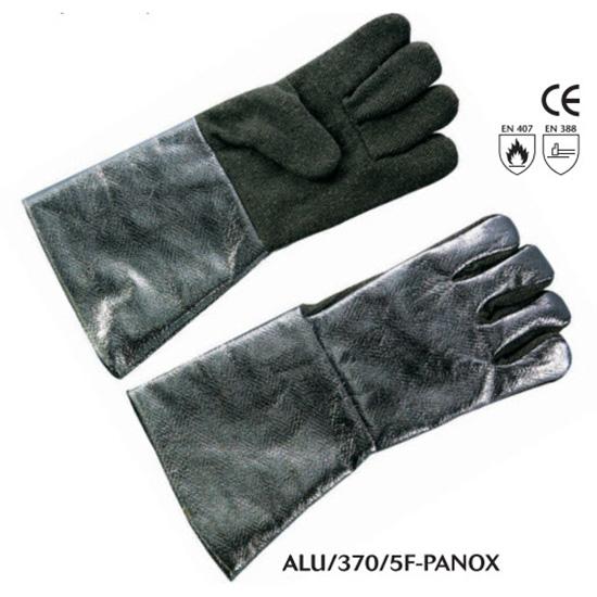 Găng tay da hàn Proguard Malaysia ALU/370/5F-PANOX