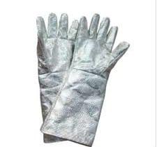 Găng tay chống cháy tráng nhôm chịu nhiệt 780 độ C