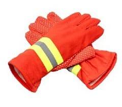 Găng tay chống cháy TT56 BCA chịu nhiệt 300 độ C