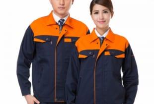 Quần áo bảo hộ vải Pangrim Hàn Quốc – Mẫu HK-02