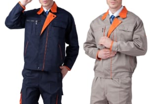 Quần áo đồng phục bảo hộ vải Pangrim Hàn Quốc – Mẫu HK-03