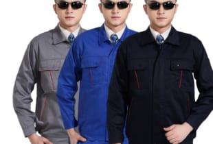 Quần áo bảo hộ lao động Hàn Quốc – Mẫu HK-06