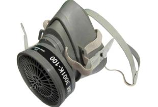 Bán mặt nạ phòng độc 3M3200 của Mỹ sử dụng 1 phin lọc