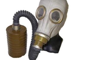 Mặt nạ phòng độc Nga – Liên xô xịn có vòi