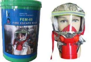 Mặt nạ phòng khói Hàn Quốc FEM-60 phút