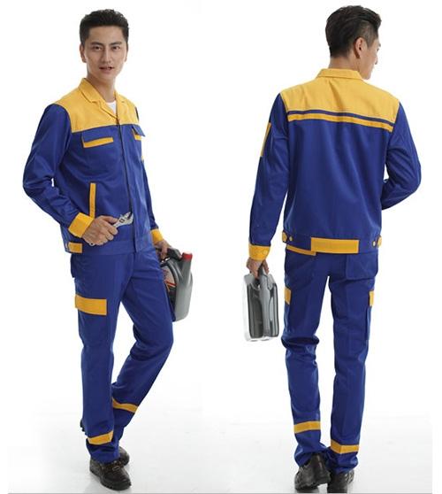Mẫu mới quần áo đồng phục bảo hộ đẹp – Mẫu HK-24