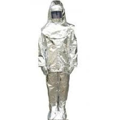 Quần áo tráng nhôm chống cháy chịu nhiệt 700 độ C
