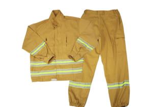 Quần áo chống cháy chịu nhiệt TT48 BCA PCCC
