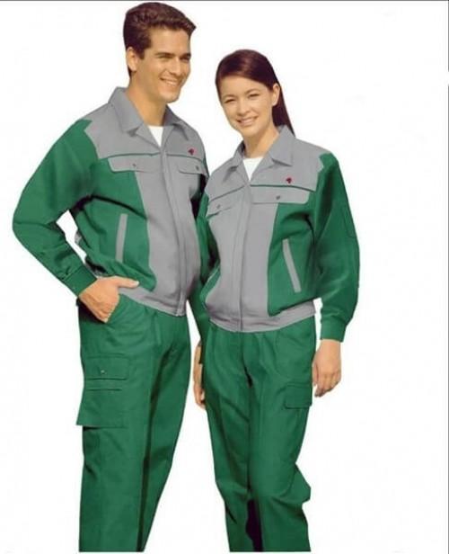 Quần áo bảo hộ lao động đẹp đa dạng chất lượng