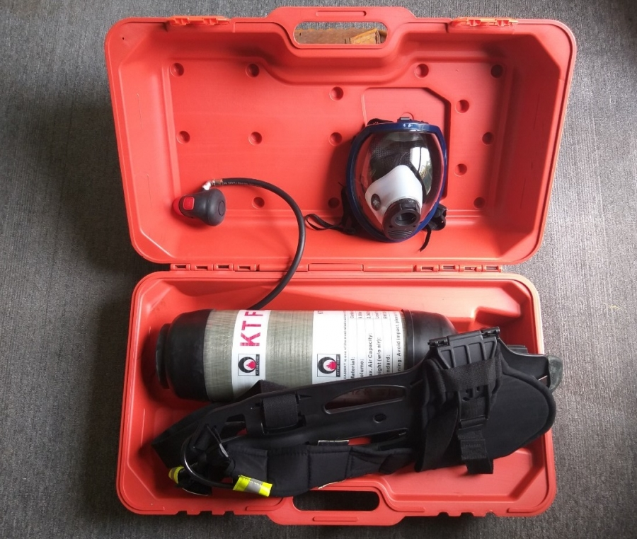 Bình thở dưỡng khí OXY SCA680KT KOREA