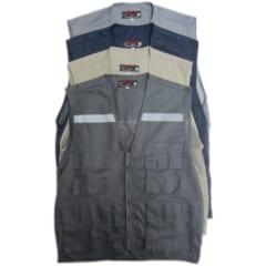 áo phản quang, Cung cấp áo gile phản quang chất vải lưới may đẹp