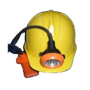Mũ bảo hộ gắn đèn pin soi hầm lò đội đầu chính hãng
