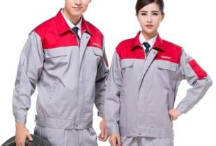 Quần áo bảo hộ lao động đẹp kỹ sư – Công nhân tại HANKO