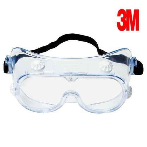 Kính bảo hộ 3M-334 chống hóa chất