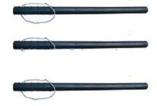 Nơi bán Gậy cao su đặc dài 52cm VN