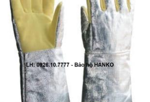 Găng tay chống cháy Hàn Quốc KTA500 độ C dài (36-45)cm