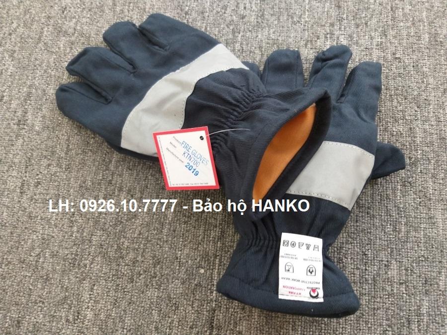 Bán Găng tay chống cháy Hàn Quốc KTN700 độ C