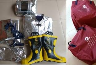 Bán bộ đồ quần áo chống cháy Hàn Quốc KTFS1500