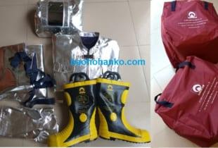 Bán đồ quần áo chống cháy Hàn Quốc KTFS1500