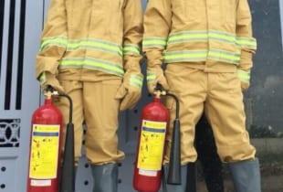 Bán quần áo chống cháy chịu nhiệt đạt chuẩn BCA PCCC