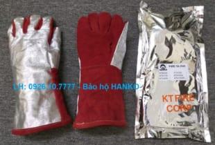 Bán găng tay chống cháy Hàn Quốc KTA1500R KT FIRE