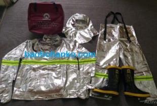Bán quần áo chống cháy Hàn Quốc KTFS500R