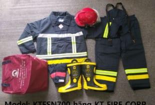 Thế giới thiết bị phòng cháy chữa cháy KTFIRE Korea Hàn Quốc